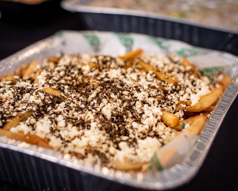Greek Fries — Pita Gourmet in Buffalo & Niagara Falls, NY