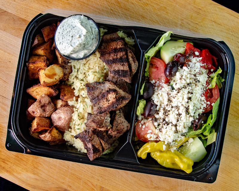 Platter — Pita Gourmet in Buffalo & Niagara Falls, NY