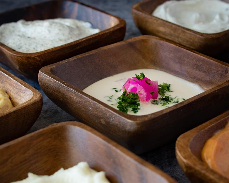 Sauces — Pita Gourmet in Buffalo & Niagara Falls, NY